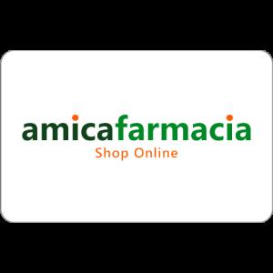 Gift Card Amica Farmacia Carta Regalo