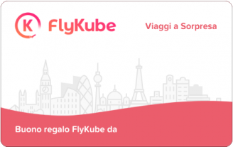 Gift Card FlyKube Carta Regalo