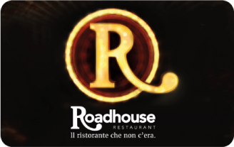 Gift Card Roadhouse Carta Regalo